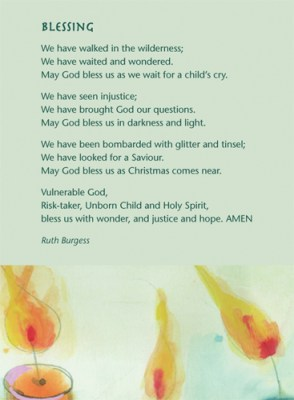 We have walked in the wilderness - Blessing