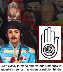 Sgt. Pepper's - Jain Hand