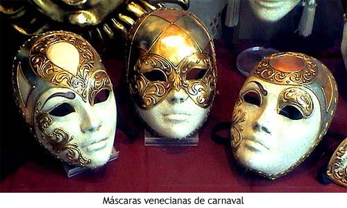 Carnaval de venecia - Máscaras
