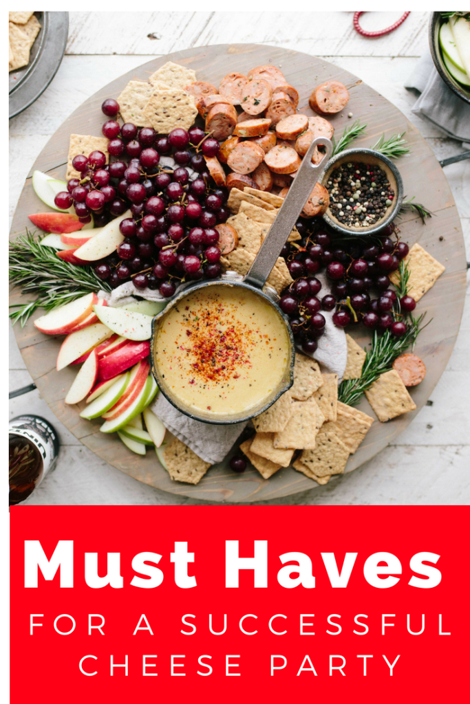 Check out this list of must have cheese decor to have a super successful cheese party. Bonus! Everything on the list is under $30!