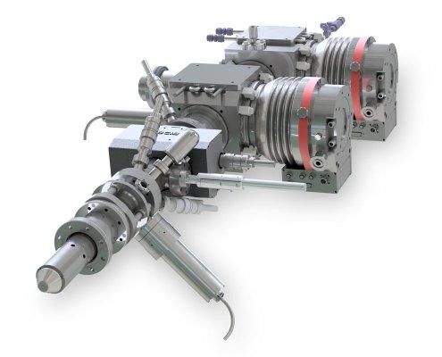 GCIB-SM 70kV Gas Cluster Ion Beam System