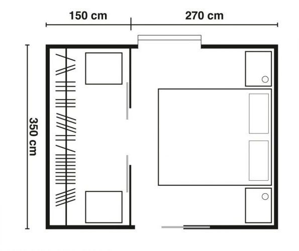 Cabina Armadio Quadrata 2021