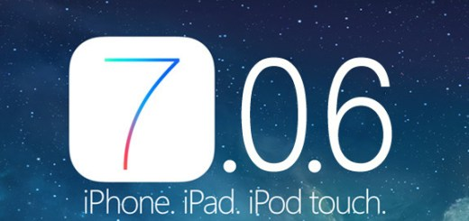 Is it worth to update to iOS 7.0.6?