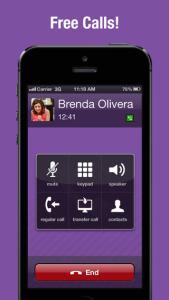 WhatsApp Messenger Alternative with voice calling
