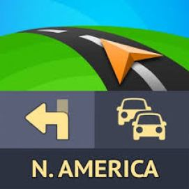 GPS Navigation North America