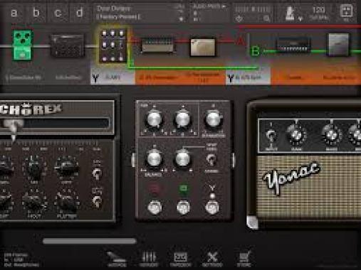 Tone Stack ios