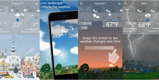 YoWindow Weather ios