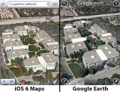 3D Earth ios