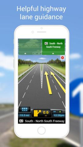 CoPilot USA ios