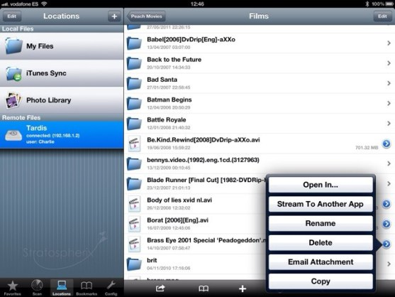 FileBrowser ios