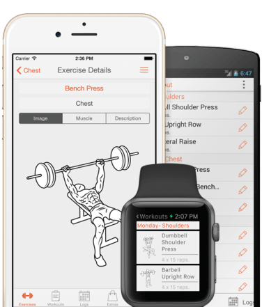 Fitness Point Pro ios