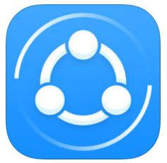 shareit file transfer app icon