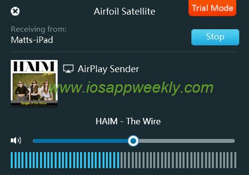 airfoil satellite for windows