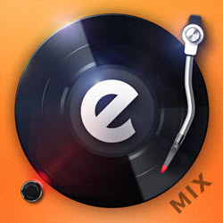 edjing Mix DJ app for iphone ipad
