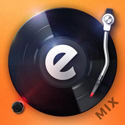 edjing Mix DJ app for iphone ipad