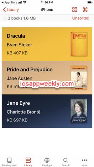 KyBook eBook Reader for iphone