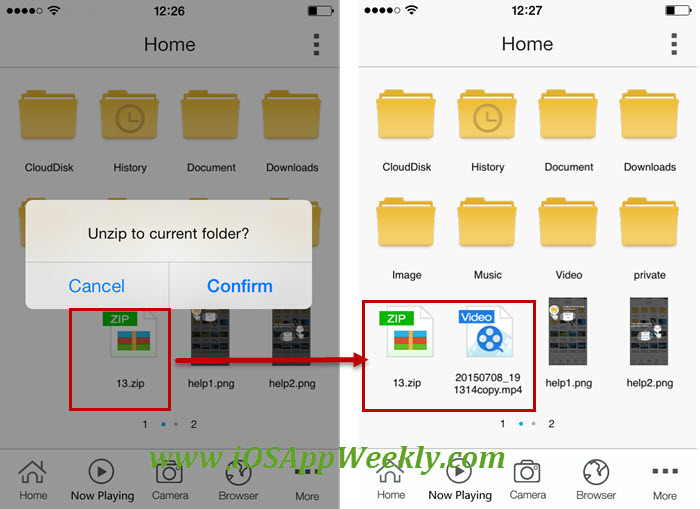 How to Unzip Files on iPhone? – iOS App Weekly