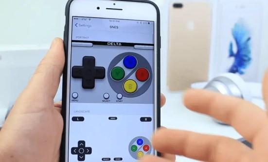 Delta Emulator iOS