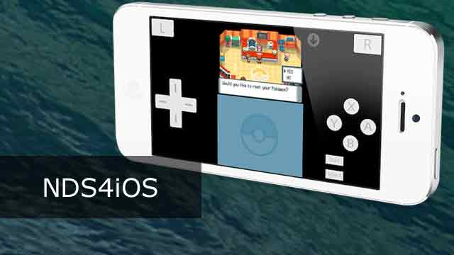 NDS4iOS Download - iOS