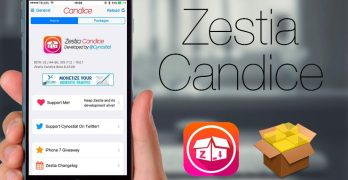 Zestia for iOS – Download Zestia Candice for iPhone/ iPad [No Jailbreak Needed]