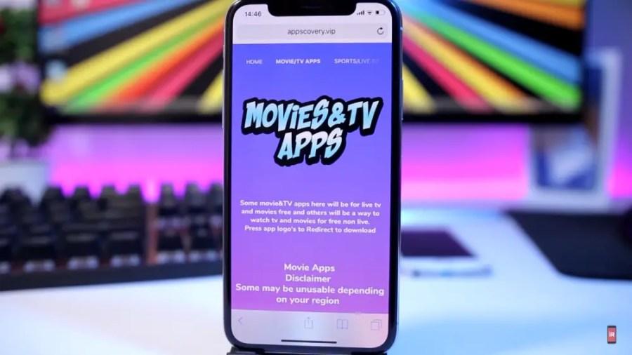 Apple iOS apps