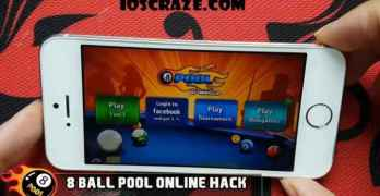 How to hack 8 ball pool miniclip on iOS device
