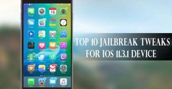 10 Best iOS Jailbreak tweaks – Download these tweaks now for your iOS device.