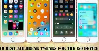 10 best jailbreak tweaks for the iOS device – Best of last week of August