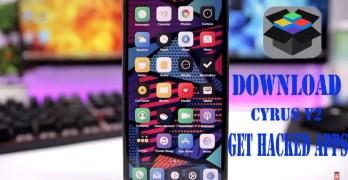 Download Cyrus v2 and get ++apps, tweaked apps, emulators and more!