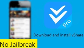How to download vShare on iPhone & iPad without jailbreak