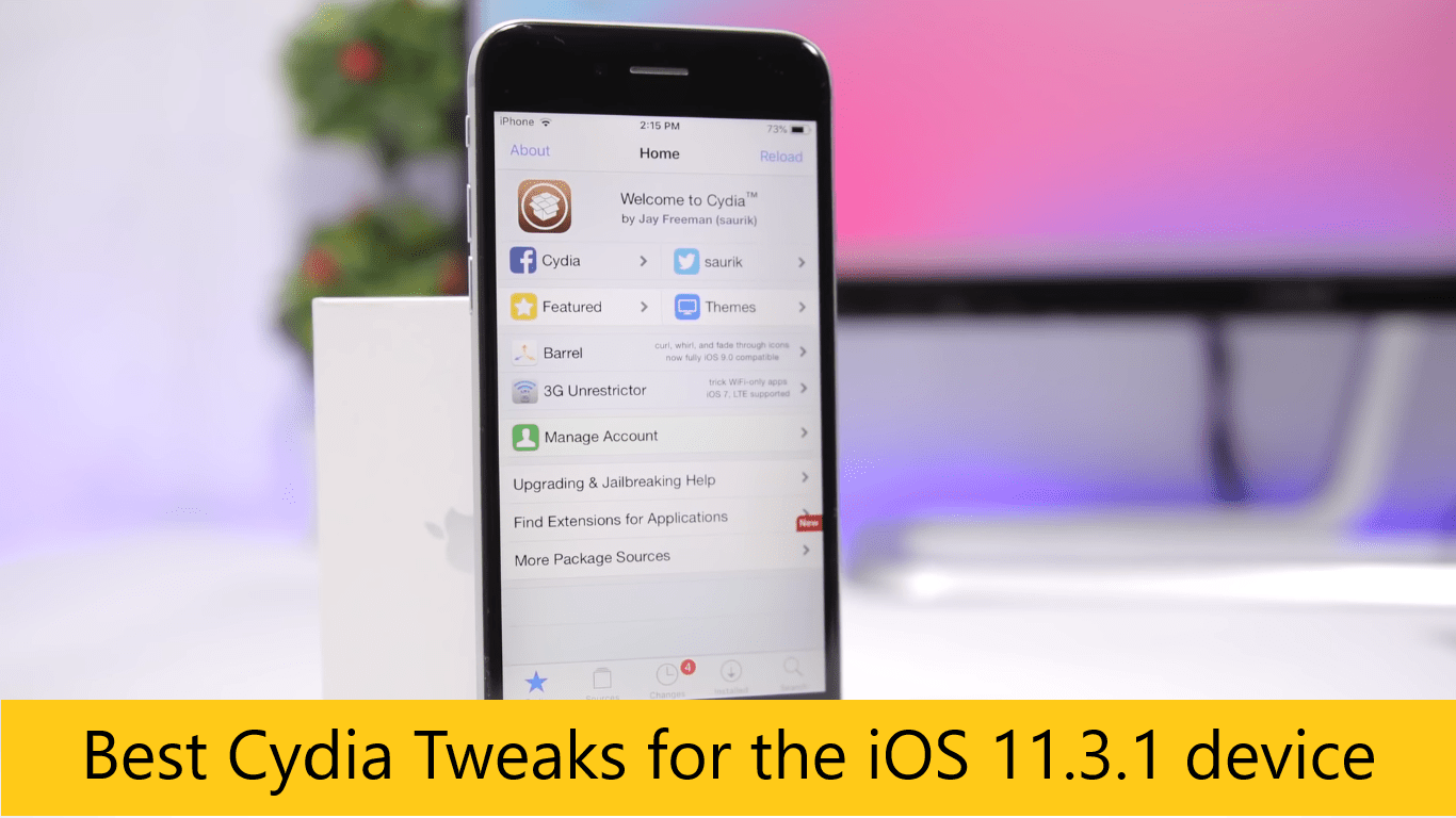 Best iPhone Cydia tweaks
