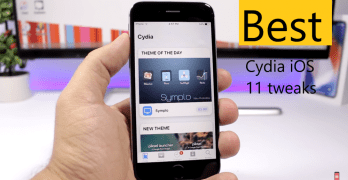 Cydia iOS 11 tweaks – Best tweaks of the second of October 2018