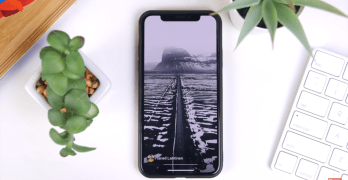 Best wallpaper apps for iPhone X