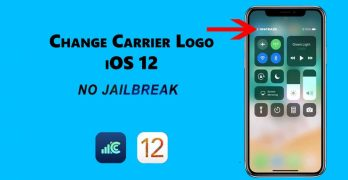Change Carrier Logo