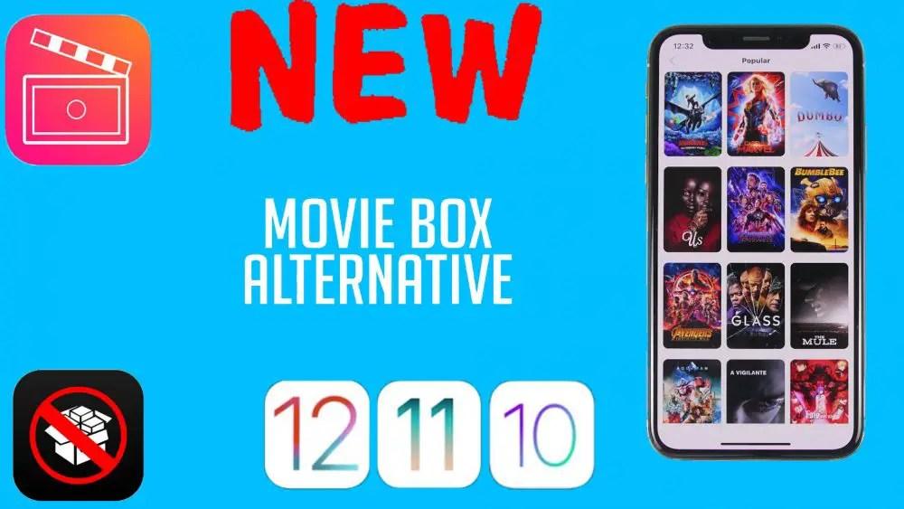 Movie Box Alternative