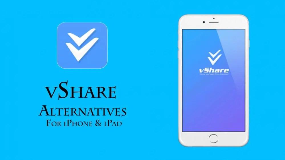vShare alternatives