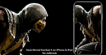 Mortal Kombat X hack on iOS