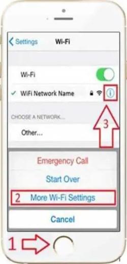 Bypass iPhone