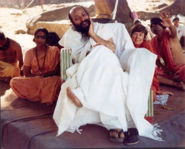 Image result for OSHO IN USA