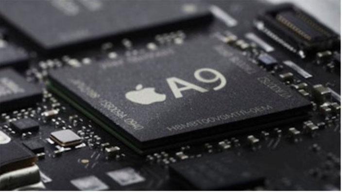 procesador A9 de Samsung