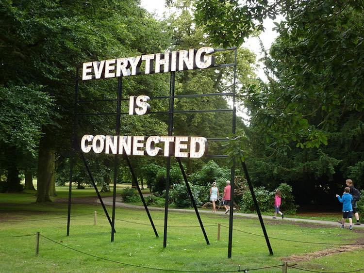 Everything connected