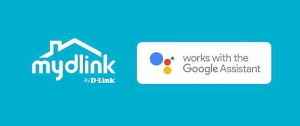 mydlink and Google