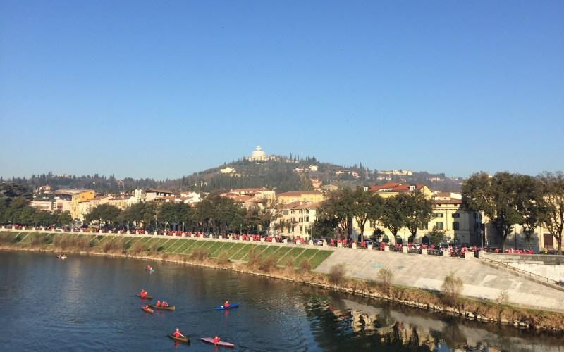 Verona Christmasrun