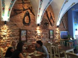 Cracovia food
