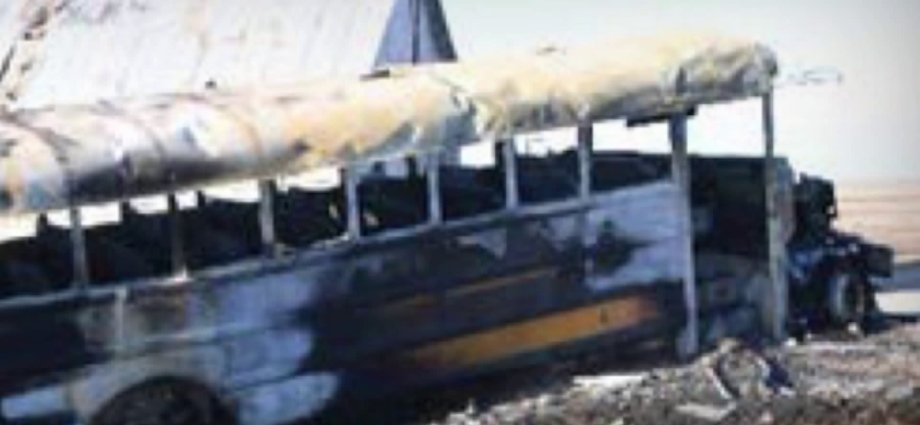 Emails Reveal Concerns About Riverside Bus Driver Prior to Fatal Fiery Accident