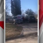 Protest Against Nazi Imagery Sparks Confrontation Outside Des Moines Home