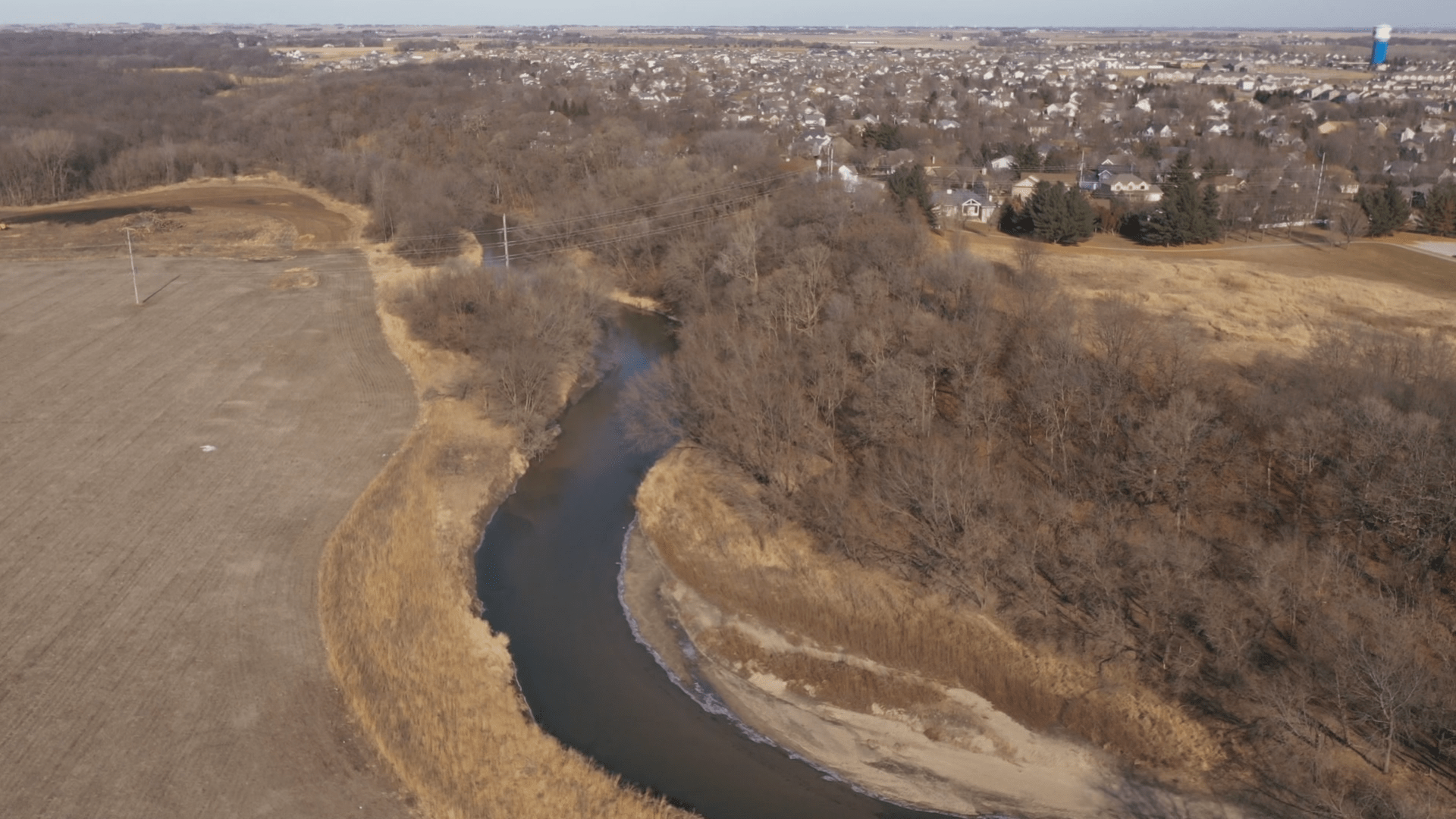 FEMA Money to Help Flood Fighting Efforts Along Squaw Creek in Ames