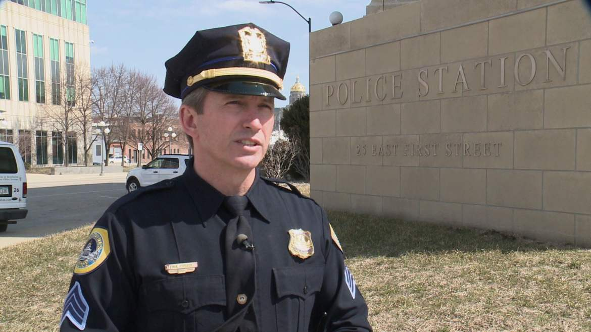 Sergeant Paul Parizek Says Dunkin' Donuts Employees Refused to Serve Him