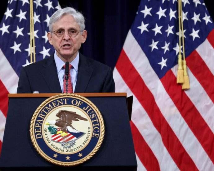 U.S. attorney general defends FBI probe of threats against school board members 5