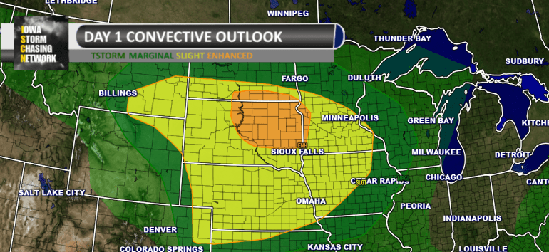 National Severe Weather Risk Outlook